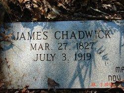 Rev James Jim Chadwick