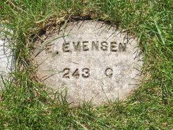 Edward Evensen