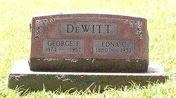 Edna C. <i>Requa</i> DeWitt