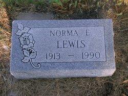 Norma Evelyn <i>Leines</i> Lewis