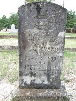 Bell E. <i>Childs</i> Evans