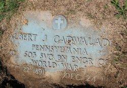 Albert James Cadwalader