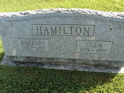 Clem Hamilton