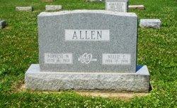 Nellie <i>Rodenberg</i> Allen