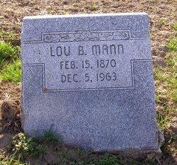 Lou B. Mann