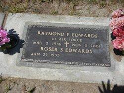 Raymond Franklin Edwards
