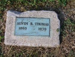 Alvin B Thomas