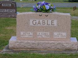 Ruth <i>Miller</i> Gable