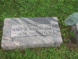 Mary Roth <i>Wilson</i> Washburne
