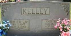 Mary <i>Kizzire</i> Kelley