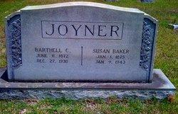 Susan <i>Baker</i> Joyner