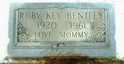 Mrs Ruby <i>Key</i> Bentley