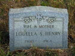 Luella Skinner <i>Logan</i> Henry
