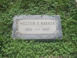William Furney Barker