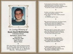 Kevin David McGlinchey