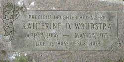 Katherine Diane Kathy Woudstra