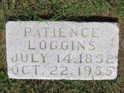 Patience Elizabeth <i>Kirby</i> Loggins
