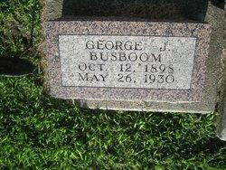 George J Busboom