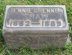 Jennie <i>Drennen</i> Shaw