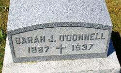 Sarah Jane <i>Jacobs</i> O'Donnell