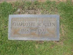 Charlotte Ruth <i>Miller</i> Allen