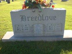 Annie W Breedlove