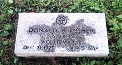 Donald B Absher