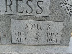 Lydia Adell <i>Brumley</i> Fentress