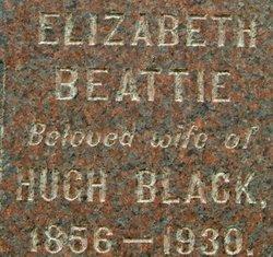 Elizabeth <i>Beattie</i> Black