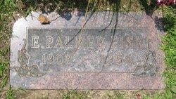 Ernest Palmer Fisk