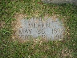 Ethel Jane <i>Murphy</i> Merrell