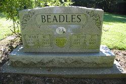 Mary M <i>Wire</i> Beadles