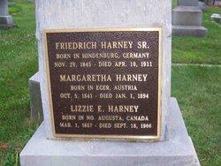 Carl Friedrich August Fred Harney, Sr