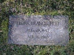 Flora Jane McIvor <i>Francis</i> Huff