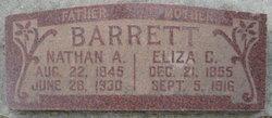 Eliza Ellen <i>Chesley</i> Barrett