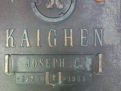 Joseph C. Kaighen, Jr
