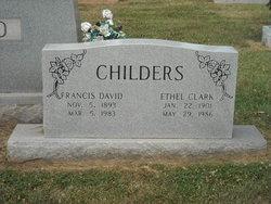 Ethel <i>Clark</i> Childers