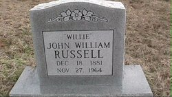 John William Willie Russell