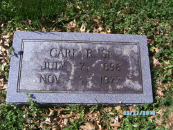 Carl B Acton, Sr