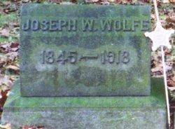 Joseph William Wolfe