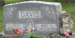 Mary Kathryn <i>Mouser</i> Davis