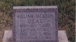 William Jackson Deal
