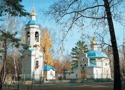 Zaeltsovskoe Cemetery