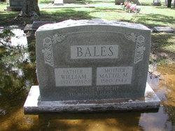 William Bales