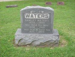 Malinda H. <i>Everly</i> Waters