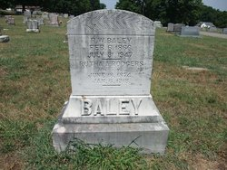 Ruth Ann Ruthy Bailey