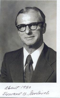 Howard Kerwood Goodrich