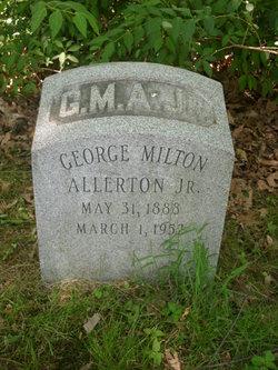 George Milton Allerton, JR