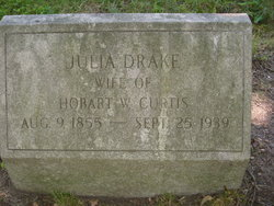 Julia <i>Drake</i> Curtis