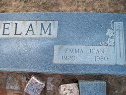 Emma Jean <i>Brooks</i> Elam